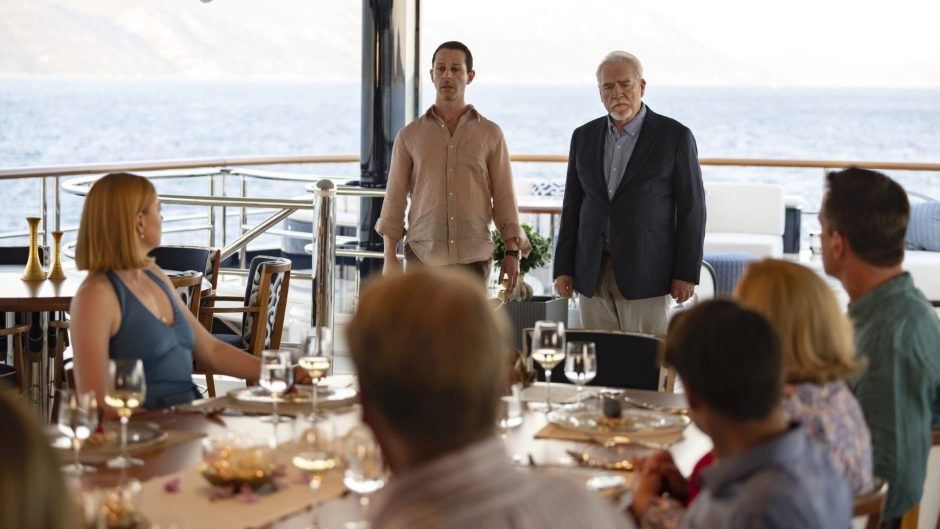 Top 25 TV Shows of 2019 - Succession