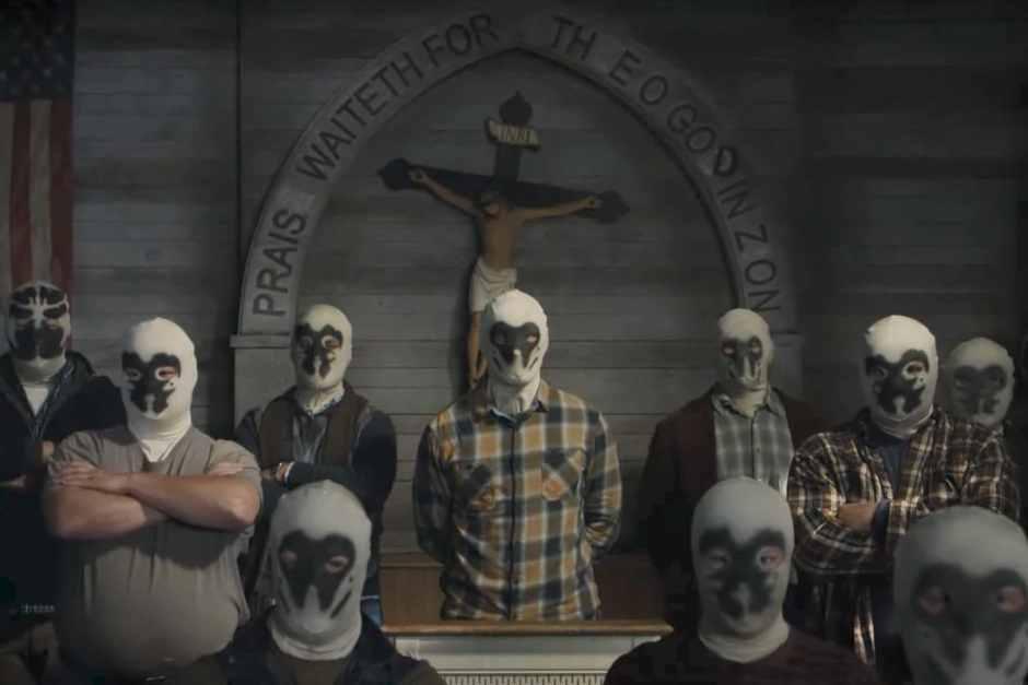 Top 25 TV Shows of 2019 - Watchmen