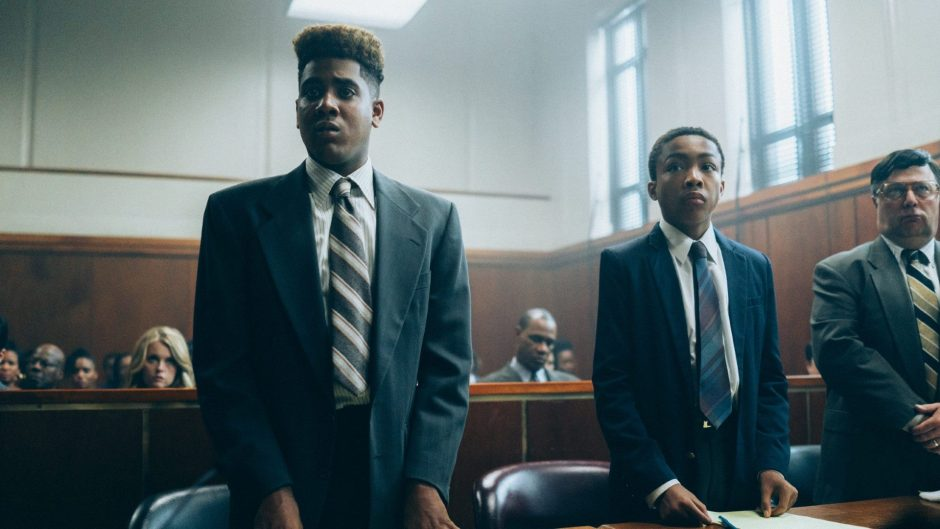 Top 25 TV Shows of 2019 - When They See Us