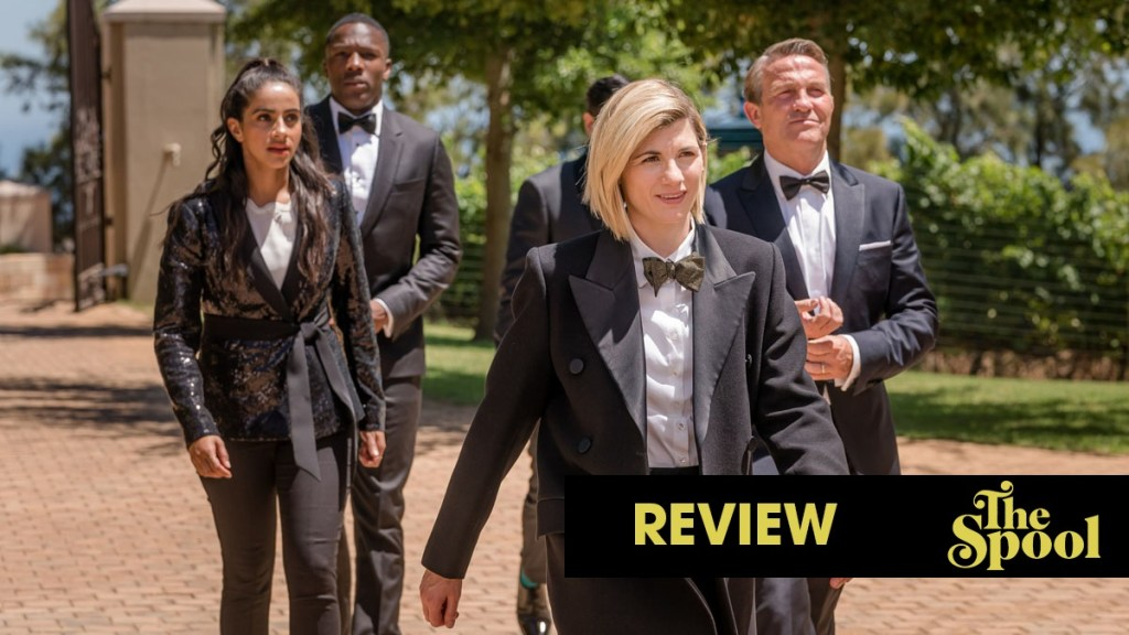 Doctor Who Spyfall Review