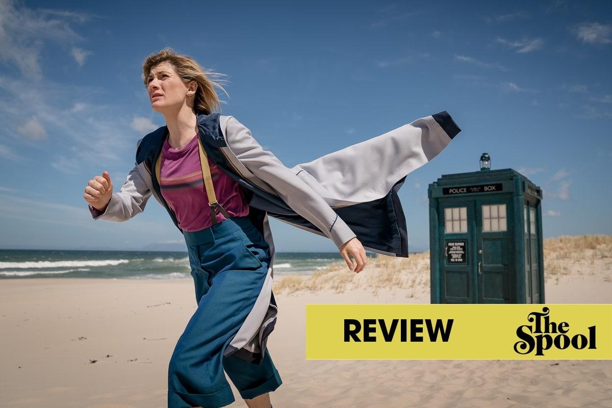 Doctor Who Praxeus