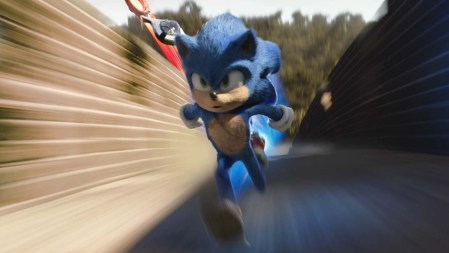 Sonic the Hedgehog Box Office