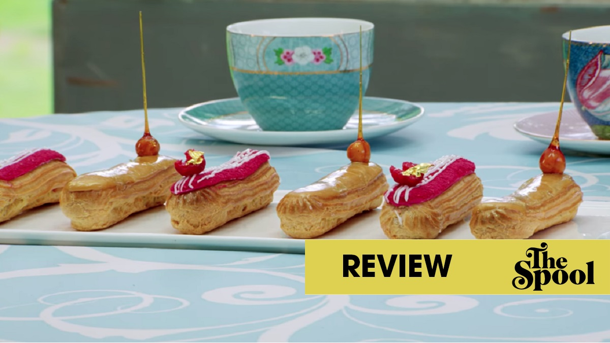 Great British Baking Show Episode 5`
