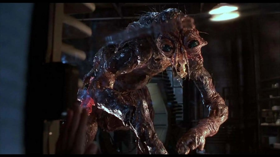 Cronenberg Body Horror - The Fly