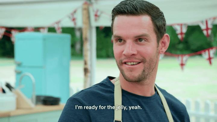 Great British Baking Show Episode 8