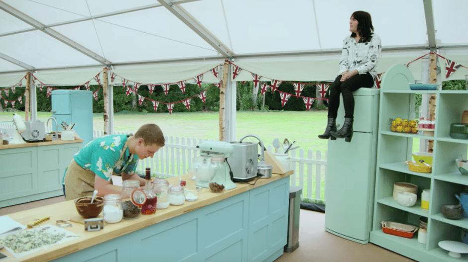 Great British Baking Show 80s Week