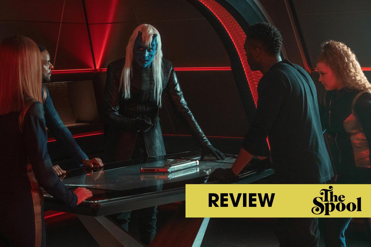Star Trek Discovery Season 3 Episode 12