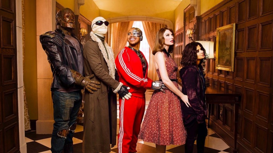 Doom Patrol (HBO Max)