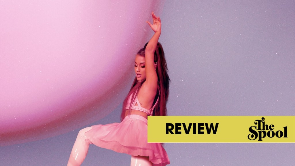 Ariana Grande: Excuse Me I Love You (Netflix)