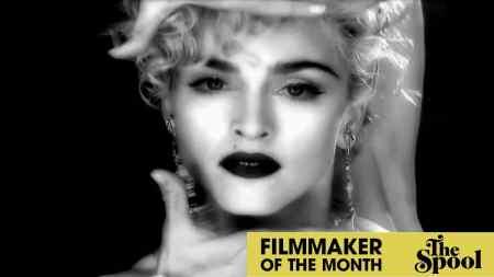 Madonna David Fincher