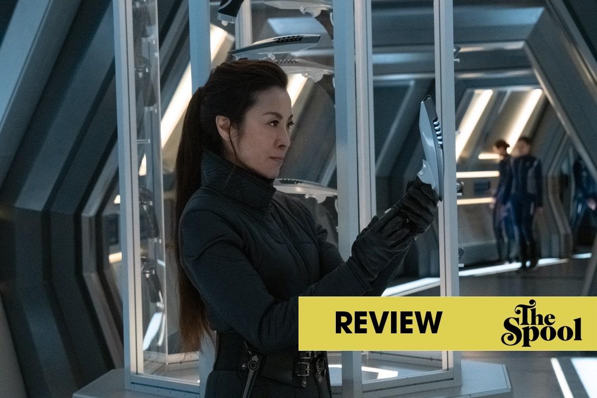 Star Trek Discovery Season 3 Episode 9 Terra Firma