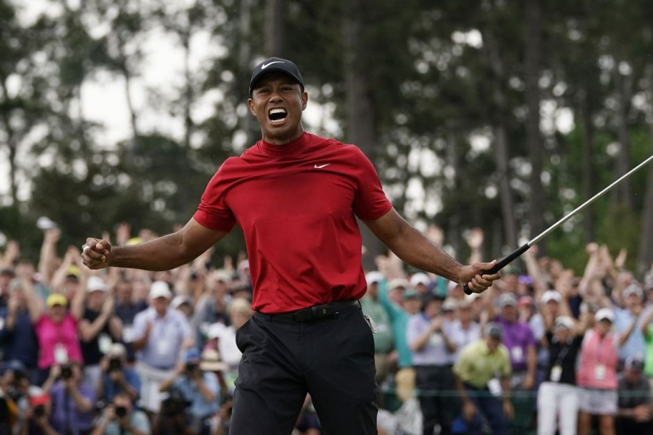 Tiger Woods HBO