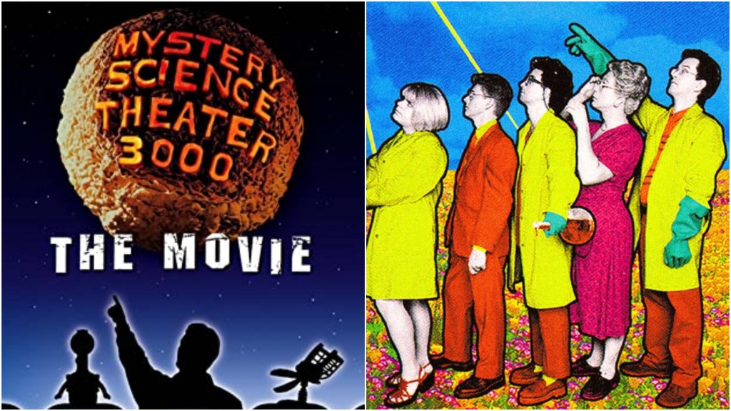 MST3k the Movie / Kids in the Hall: Brain Candy