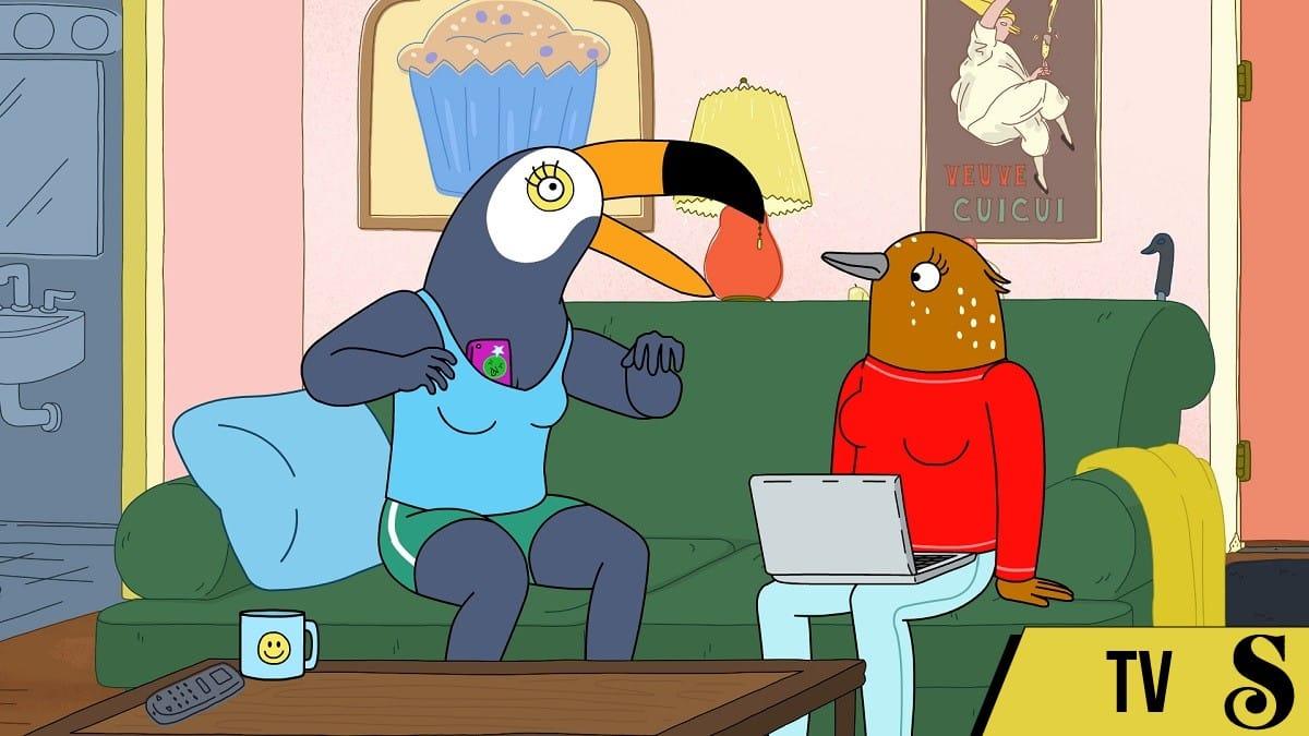 Tuca & Bertie Season 2 (Adult Swim)