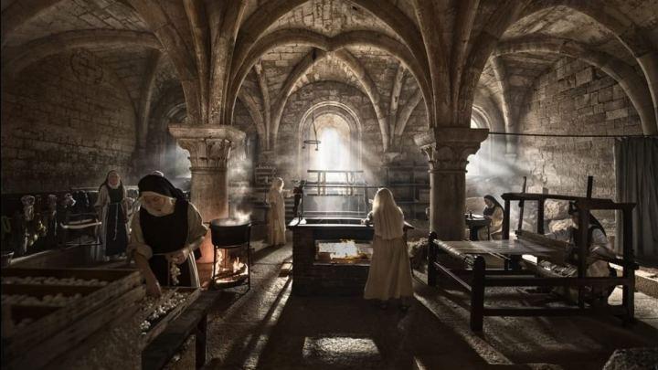 Benedetta Virginie Efira Paul Verhoeven film A Nun's Life
