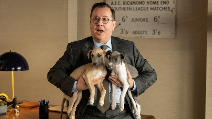 Ted Lasso Season 2 Finale to the dogs