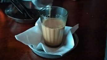 While I did love the charming whimsy behind this idea, even that most discerning of humans, Sherlock Holmes, would be hard-pressed to detect the presence of Baileys in this Baileys Cutting Chai