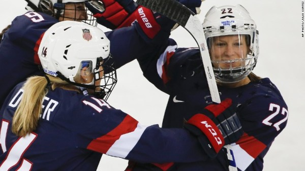 Team USA Women's Hockey Players Are Locked Out | The Sport ...