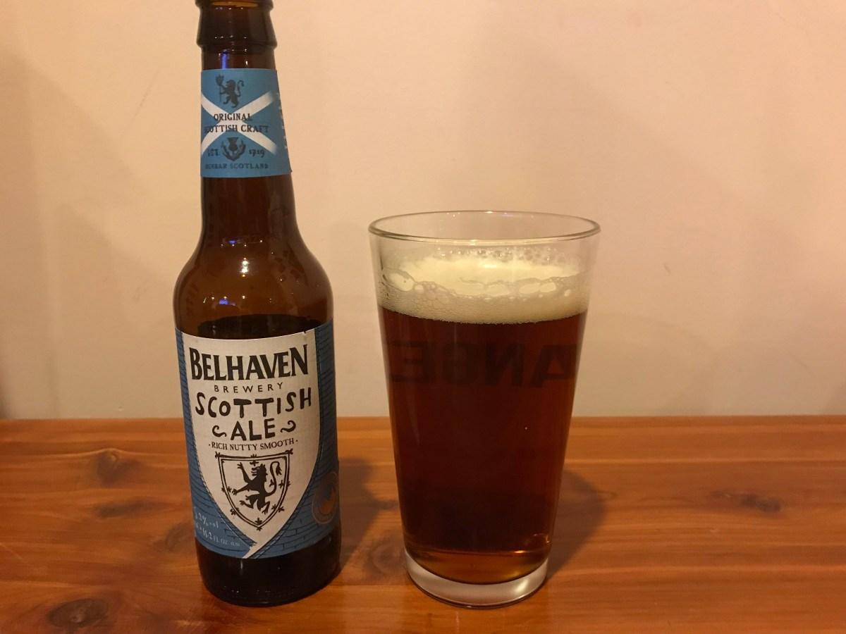 Belhaven Scottish Ale Review