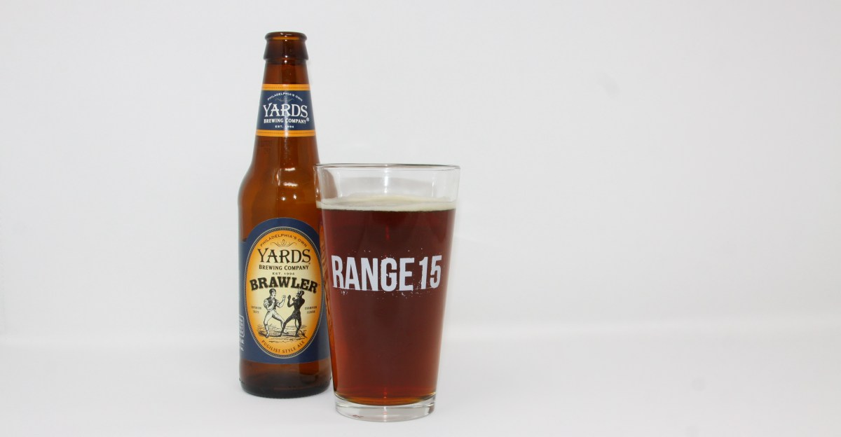 Yards Brewing Brawler Pugilist Style Ale Review