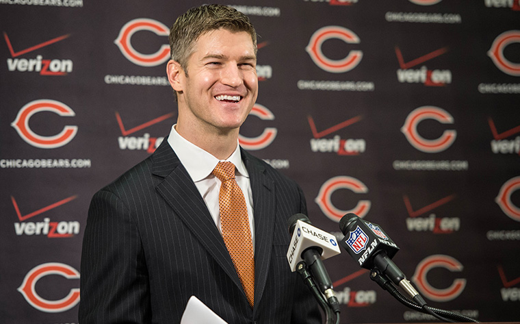 Chicago Bears Sitting In Great Spot Heading Into 2018 NFL Draft