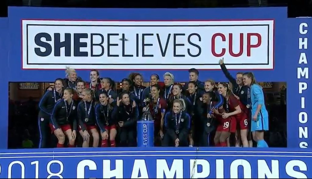 Why The United States Should Win The 2019 Women's World Cup