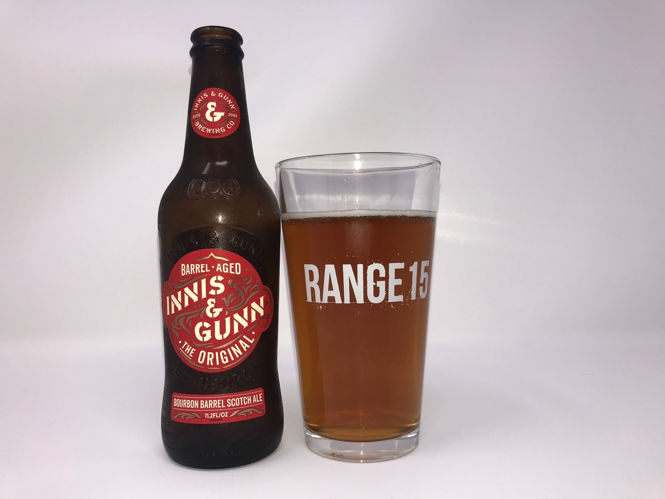 Innis and Gunn Bourbon Barrel