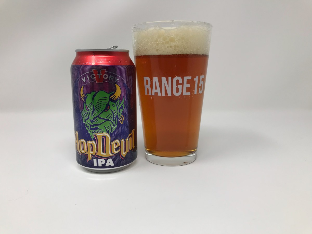 Victory HopDevil IPA Review