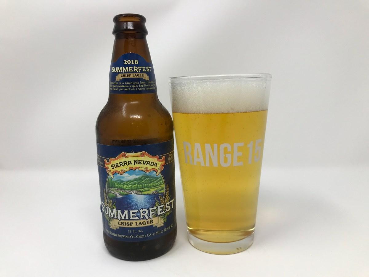 Sierra Nevada Summerfest Review