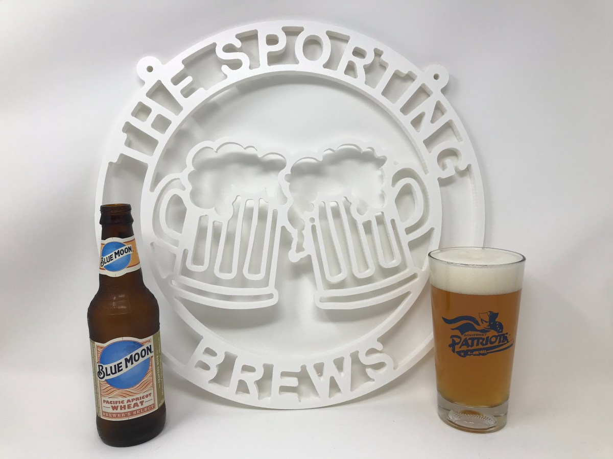 Blue Moon Pacific Apricot Wheat Review