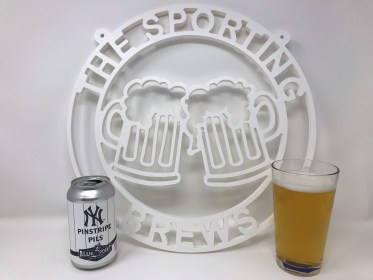 Blue Point Pinstripe Pils Review