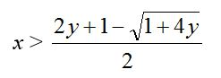 Image of math equation