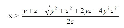 Math equation