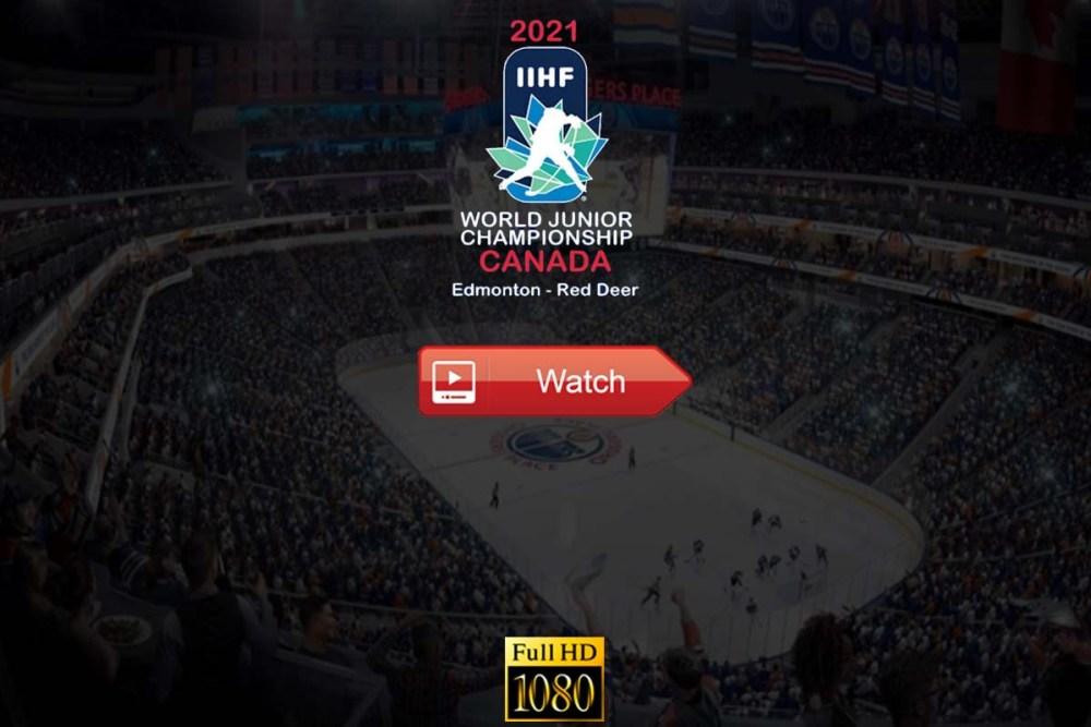 IIHF World Juniors live stream reddit