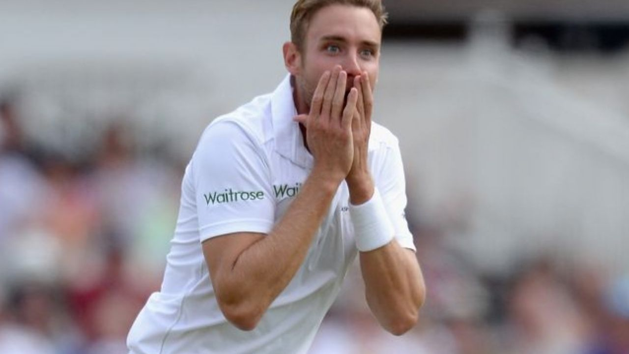 Stuart Broad Named As Vice-Captain Of The England Cricket Team For Test Series Against New Zealand