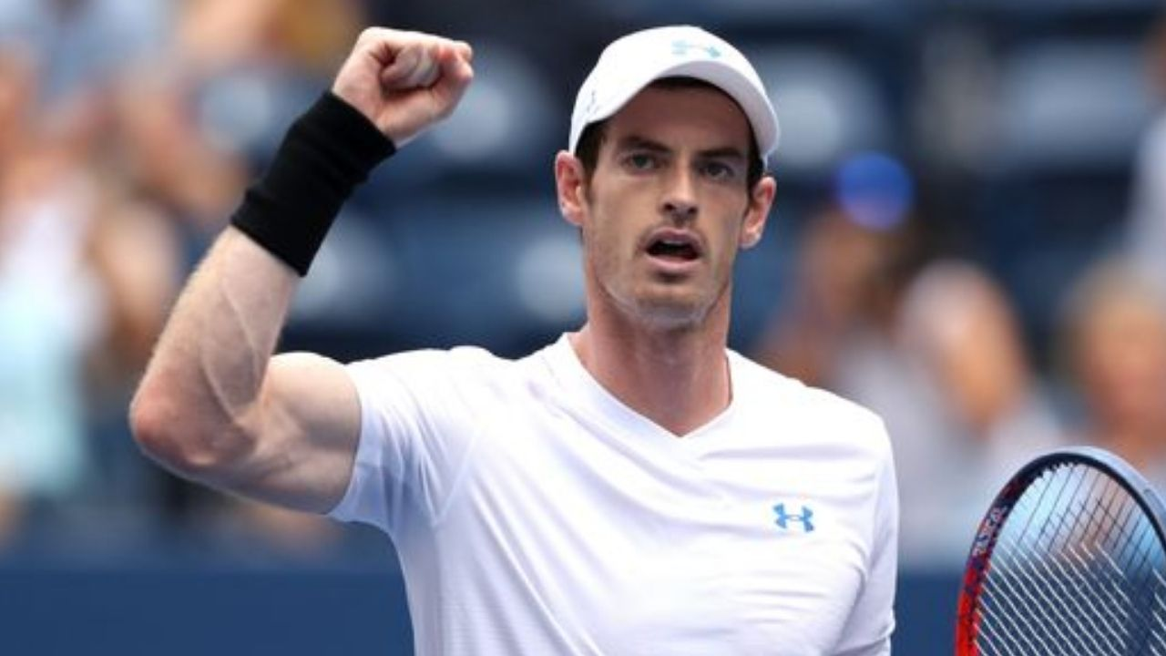 Andy Murray Reveals How His Wedding Ring And Tennis Shoes Were RecoveredAfter Being In The Dog House With Wife Kim