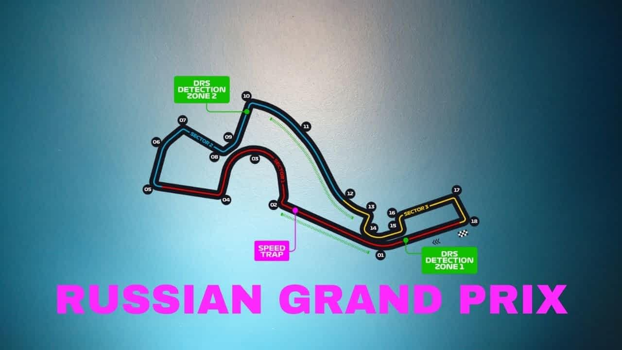 F1 Russian Grand Prix 2021: Schedule, Circuit Details, Venue, Tickets, Weather, Betting Odds, Predictions, Live Stream