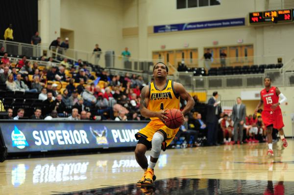 Lipscomb Makes 14 Treys to Sink Kennesaw State men's ...