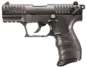 .22LR pistol firearm
