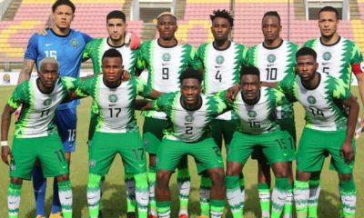 Nigeria vs Liberia