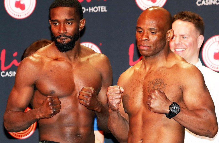 Two local fighters to showcase their talents at MD Live Casino tonight (Photos)