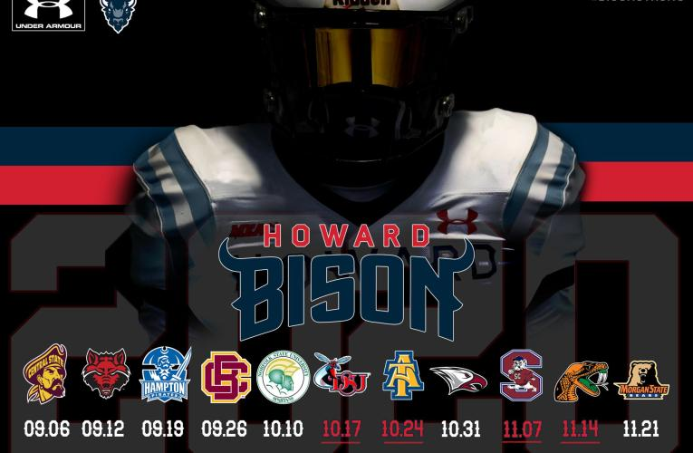 Howard University unveils the 2020 Football Schedule