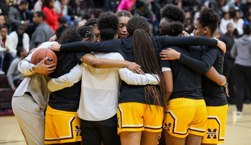 McNamara finishes off Lady Cadets in WCAC Semifinals