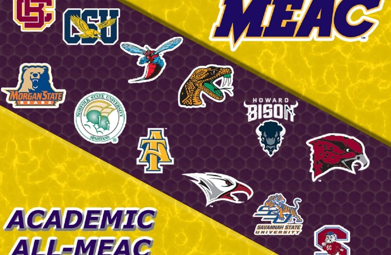 Twenty four Howard Indoor Track & Field members earn MEAC honors