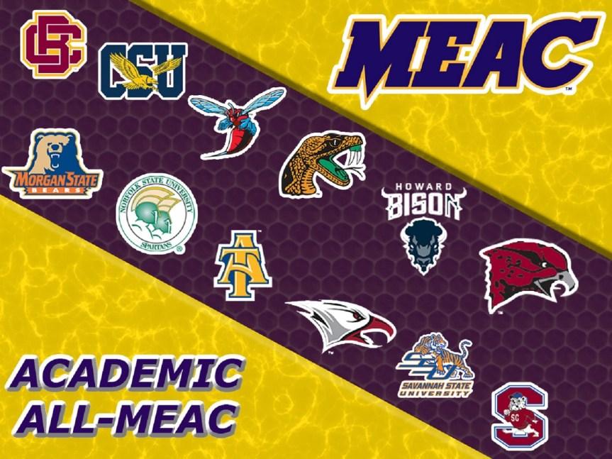 Twenty four Howard Indoor Track & Field members earn MEAC honors