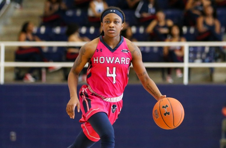 Howard women take league's top scoring attack on the road against North Carolina A&T