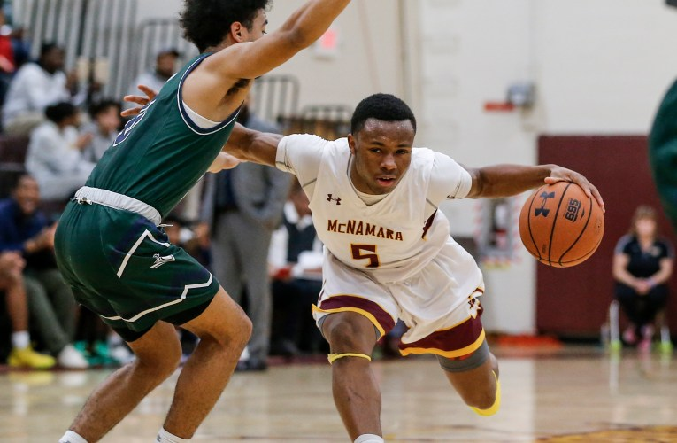 Bishop McNamara vs. St. Mary's Ryken (Boys Basketball)