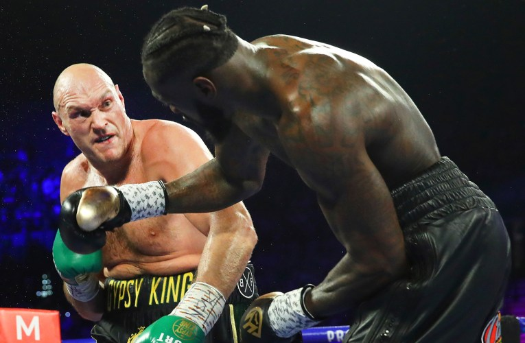 Fury dominates Wilder for the WBC title