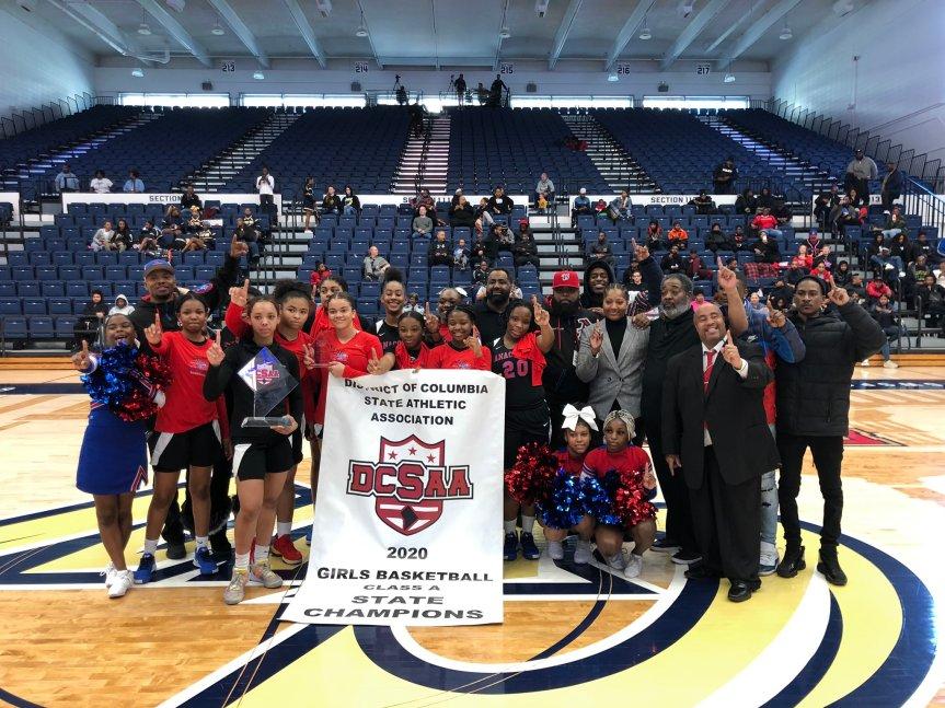 DCSAA basketball champions crowned on Sunday
