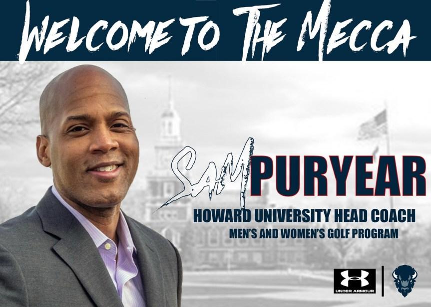 Howard brings in new Director of Golf